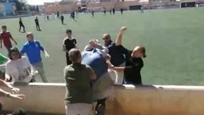 El campo del Alaró ya registró graves incidentes tras un partido de juveniles