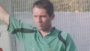Jesús Alfonso Bessini, el árbitro del polémico partido