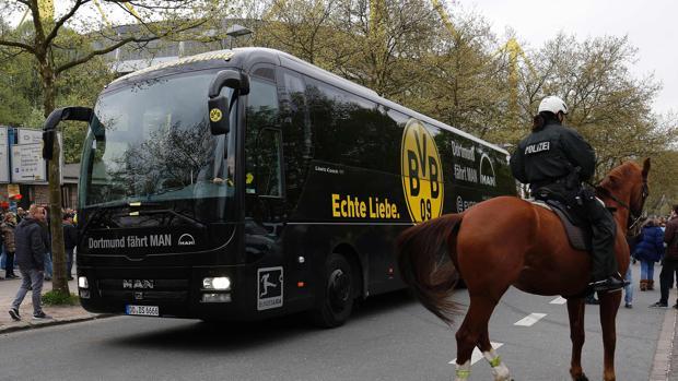 El ataque contra el Borussia Dortmund buscaba beneficios en bolsa