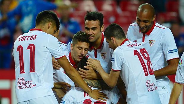 En directo: Sevilla FC-Granada CF