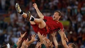 Totti, adiós al eterno capitán