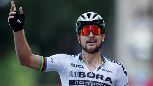 El ciclista Peter Sagan