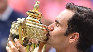 Roger Federer ha detenido el tiempo