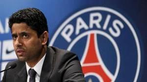 Nasser Al-Khelaifi, el jeque del PSG