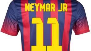 Queman camisetas de Neymar