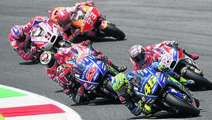 Foto del Gran Premio de Italia