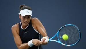 La española Garbiñe Muguruza ya está en cuartos de final tras derrotar a Kayla Day