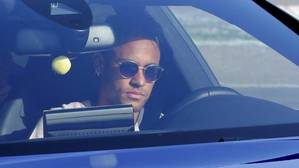 Neymar en Barcelona