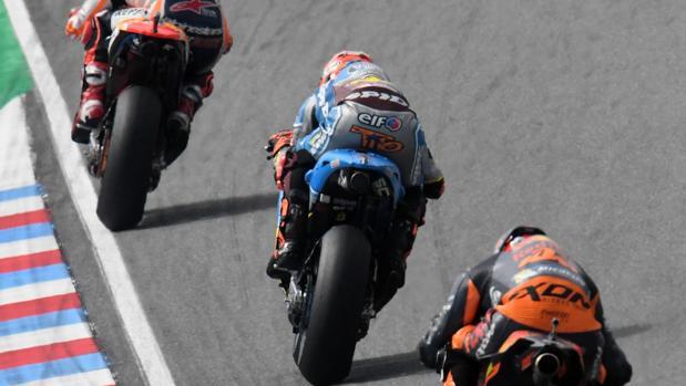 Día de entrenamientos en el GP de la República Checa