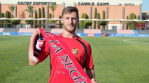 Maiki Fernández, nuevo jugador de La Nucía