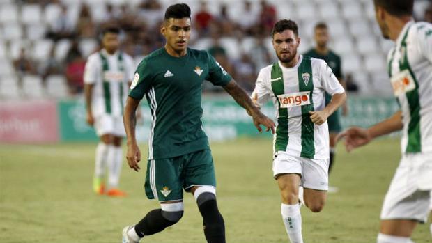Córdoba-Betis (1-0): ni siendo mejor que el rival le sirvió