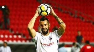 Álvaro Negredo, nuevo jugador del Besiktas
