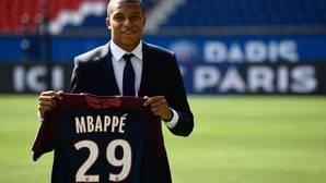 Mbappé: «Lo que sucedió lo diré a su tiempo»