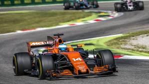 Renault espera a McLaren