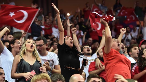 Eurobasket | Turquía-España:  La grada pone en alerta a la selección