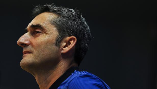 Valverde debuta este martes con el Barcelona en la Champions ante la Juventus