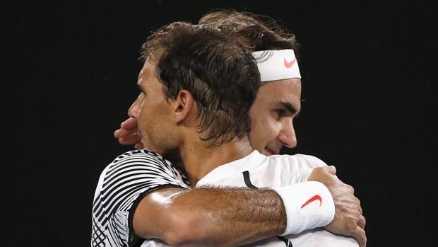 US Open:  Nadal y Federer, el resurgir más frenético