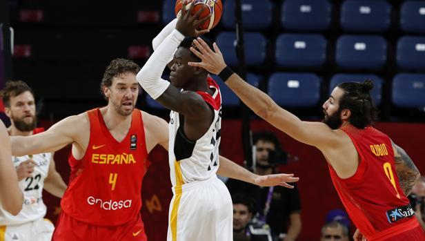 Alemania-España:  Marc Gasol acerca a España a las medallas