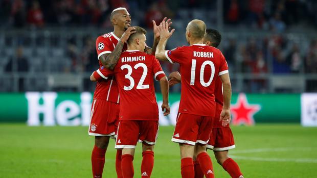 Victoria sin brillo del Bayern