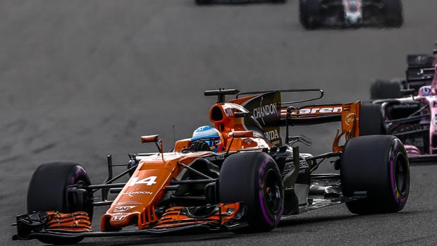Fórmula 1:  McLaren y Honda se separan