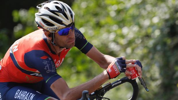 Vuelta a España:  Nibali acabó La Vuelta con una microfractura en una costilla