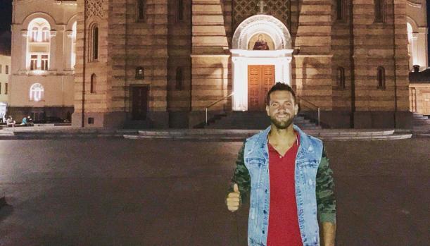 Ricky Ojeda espera a su rival «tras ganar como el Atleti»