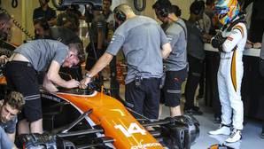 Fernando Alonso se queda