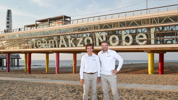 «Chuny» rescinde el contrato con «AkzoNobel» para la Volvo Ocean Race 2017-18