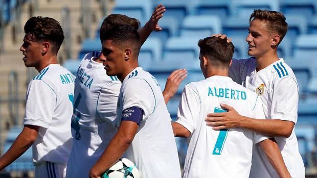 Youth League:  El Madrid de Guti golea 10-0 al APOEL