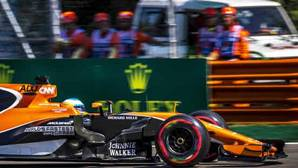 La F1 no quiere perder a Honda