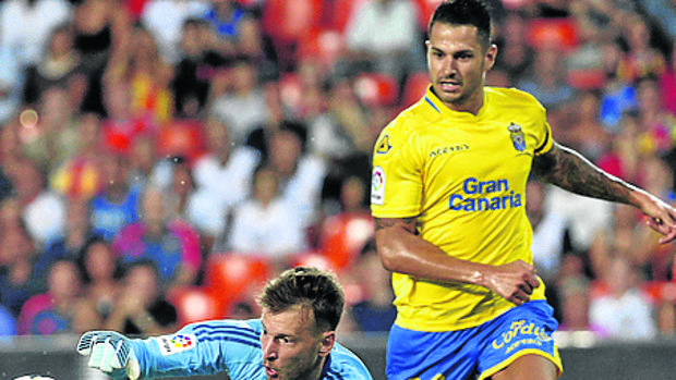 Liga:  Las Palmas acusa al Sevilla de actuar con «mala fe» en el 'caso Vitolo'