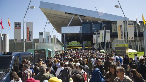 La Caja Mágica, un escenario único que atrae a miles de espectadores