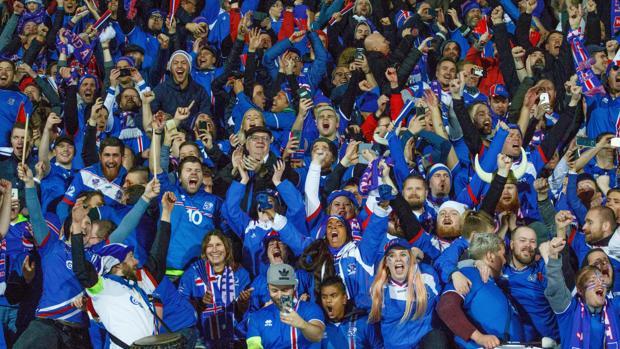 Islandia estará en el Mundial de Rusia