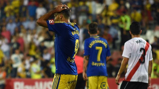 La falta de gol es clave en el inicio liguero del Cádiz CF.