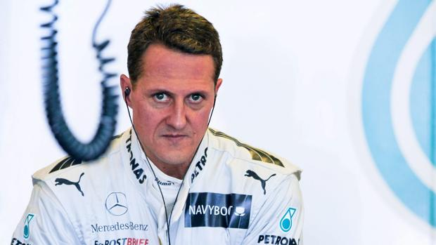Michael Schumacher, en una imagen del GP de Australia de 2013