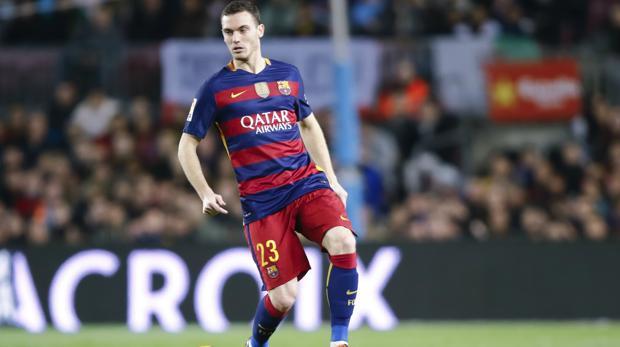 Vermaelen ha regresado este año al Barcelona tras su cesión en la Roma