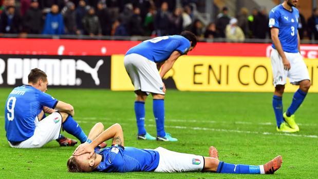 Italia es la ausencia más sonada del Mundial de Rusia 2018
