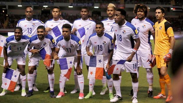 La selección de Panamá, encuadrada en el bombo 4