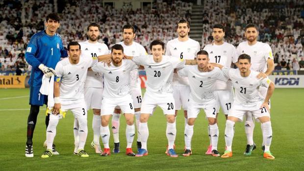 La selección de fútbol de Irán se enfrentará a España en el Mundial de Rusia 2018