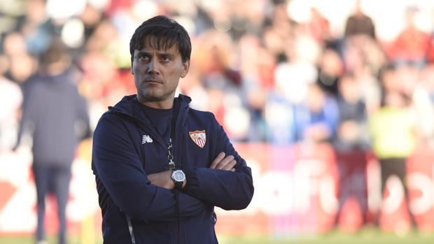 Vincenzo Montella se estrena en Carranza como entrenador del Sevilla