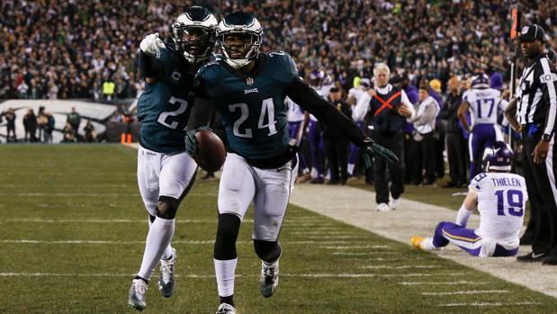 Los Eagles disputarán su tercera Super Bowl en busca de su primer título