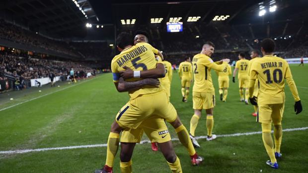 El PSG se ha clasificado para la final de la Copa francesa