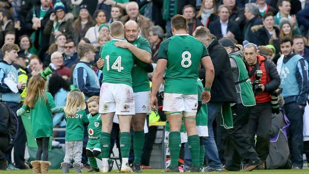 La selección irlandesa ha vencido este sábado a Escocia