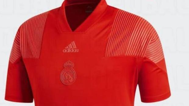 Diseño de la equipación del Real Madrid
