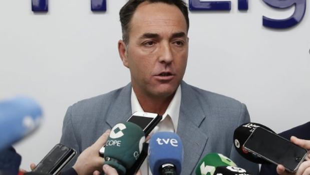 Óscar Garvín, presidente de ProLiga