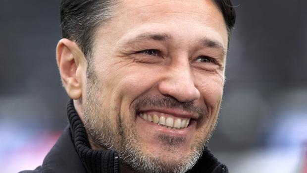 Niko Kovac, actual entrenador del Eintracht Fráncfort,