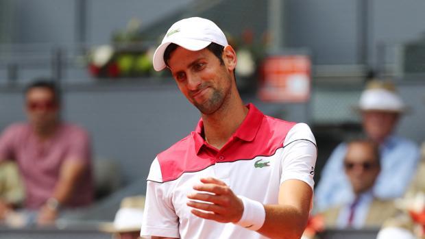 Djokovic, eliminado en Madrid por Edmund