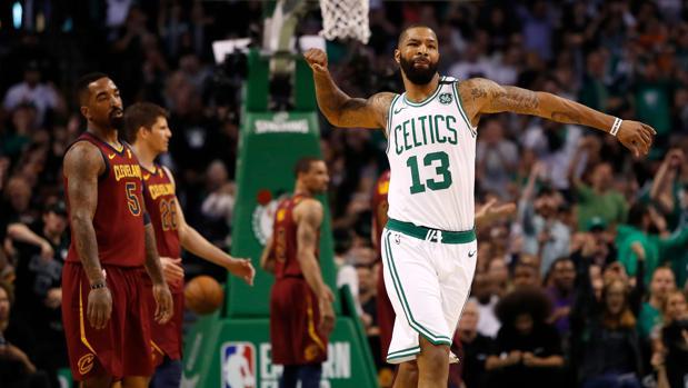 Los Celtics fueron muy superiores