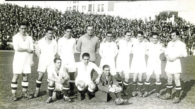 Real Madrid-Barcelona en la temporada de 1932