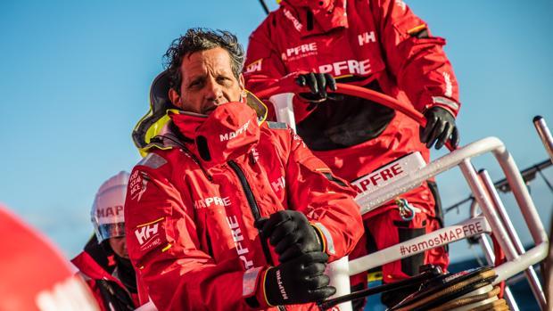 Juan Vila, el alma del equipo